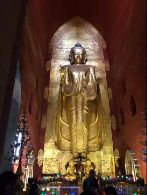 バガン仏像